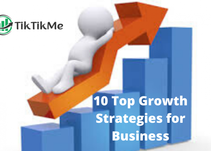 10 Top Growth Strategies for Business