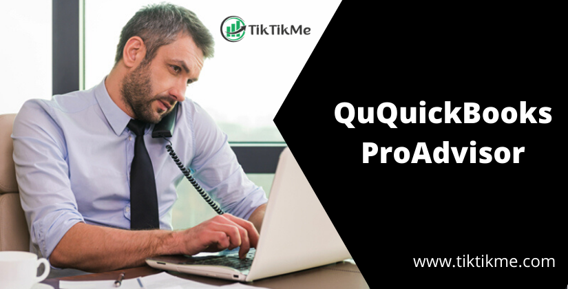 Find a QuickBooks ProAdvisor